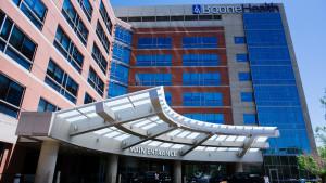 Boone Hospital Exterior