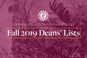 Fall 2019 Deans' Lists