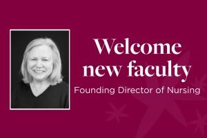 Welcome Noreen Houck