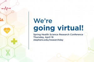 Virtual Spring Health Science Research Conference
