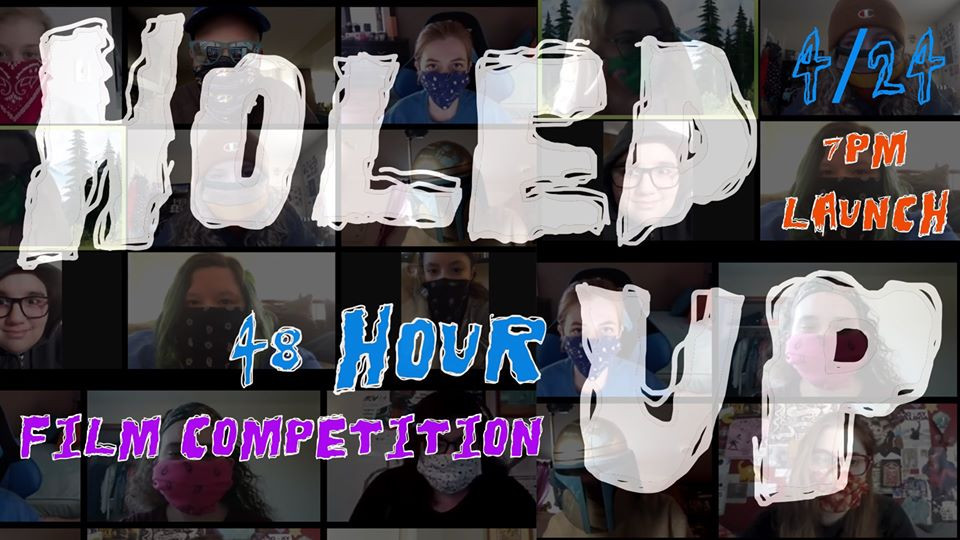 Holed Up film competition launches on April 24, 7 p.m